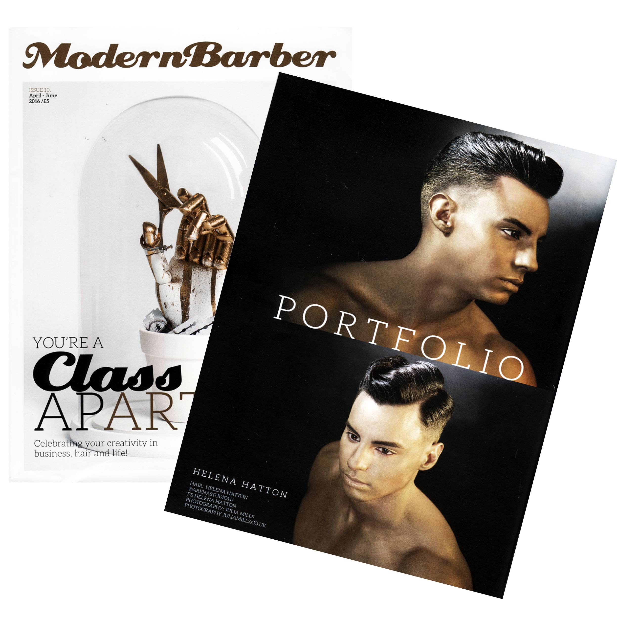 modern barber mag feature 2016