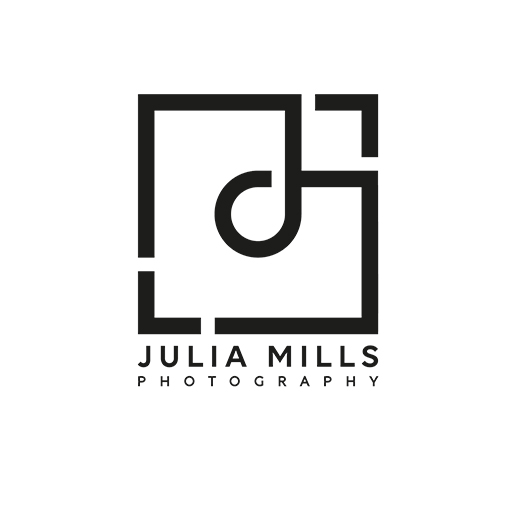 Julia Mills Photography Retina Logo